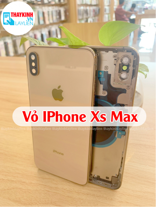 Vỏ IPhone XS Max