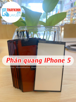 Phản quang IPhone 5